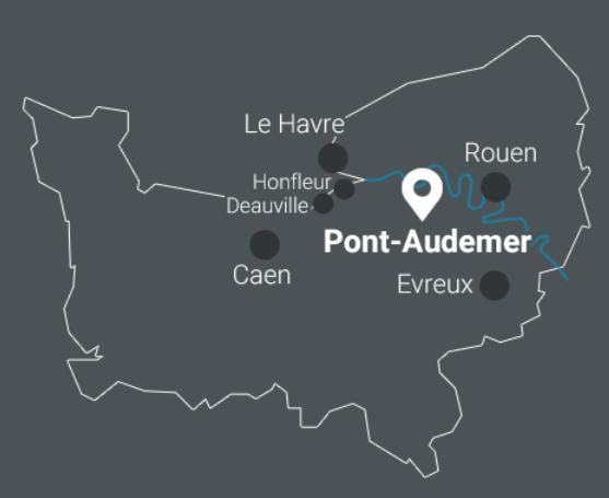 Pôle mobilité - situation Normandie