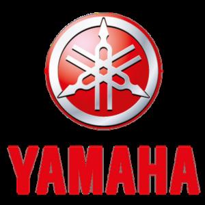 acteurs deux roues motorisées logo yamaha